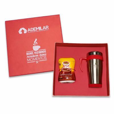 Direct Brindes Personalizados - Kit Caixa + Caneca + espaço para seu produto 1