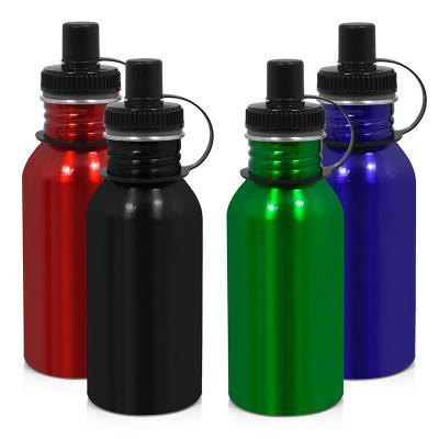 Direct Brindes Personalizados - Squeeze de Alumínio com Gravação 1