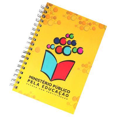 Direct Brindes Personalizados - Caderno Fotolux Fosco - 21 x 28 cm 1