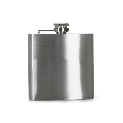 Direct Brindes Personalizados - CANTIL PORTA WHISKY EM INOX 180ML 1