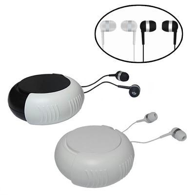 Direct Brindes Personalizados - Fone de Ouvido com Embalagem Caracol 1