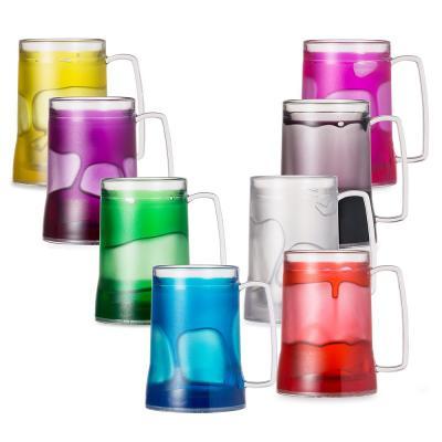 Direct Brindes Personalizados - Caneca Acrílica 400ml com Gel Térmico Colorido 1
