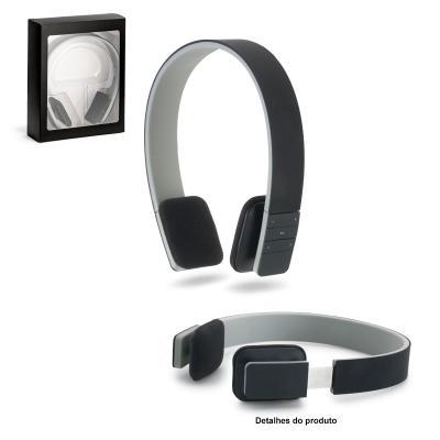 Direct Brindes Personalizados - Fone de  Ouvido ABS. Ajustável 1
