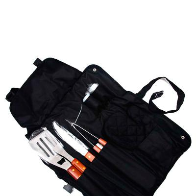 Direct Brindes Personalizados - Kit Churrasco com Avental 7pçs 1