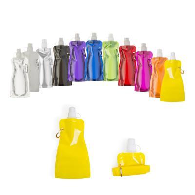 Direct Brindes Personalizados - Squeeze Plástico Dobrável Cintura 480ml Colorido 1