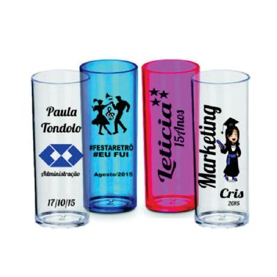 Alta Frequência - Copo long drink personalizado, 350 ml