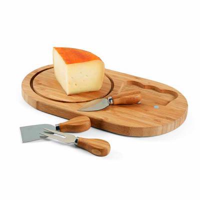canarinho-brindes - Kit queijo personalizado