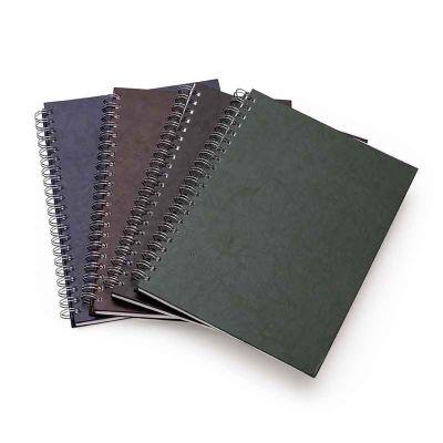 Canarinho Brindes - Caderno em couro personalizado