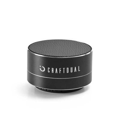 Canarinho Brindes - Caixa de som com microfone Personalizada