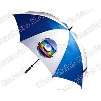 canarinho-brindes - Guarda-chuva personalizado.