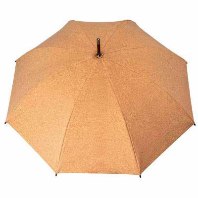 Canarinho Brindes - Guarda-chuva Cortiça Personalizado