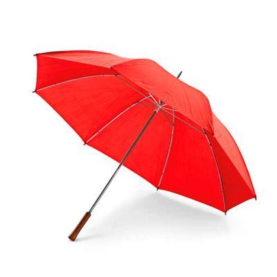 canarinho-brindes - Guarda-chuva de golfe personalizado Guarda-chuva de golfe. Poliéster 190T.Pega em madeira. ø1270 mm | 965 mm