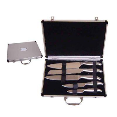 Canarinho Brindes - Jogo de facas com 5 peças