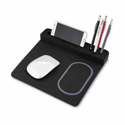 Canarinho Brindes - Mouse Pad Carregador Indução personalizado