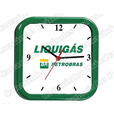 Canarinho Brindes - Relógio de parede.