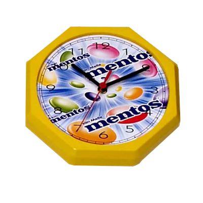canarinho-brindes - Relógio personalizado