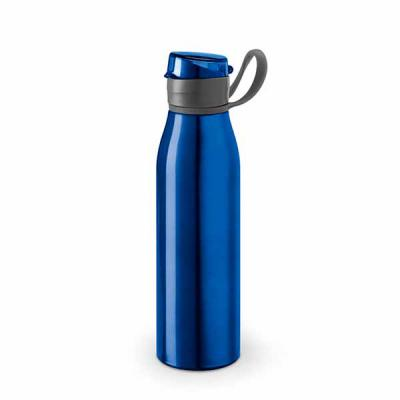 Canarinho Brindes - Squeeze Personalizado em Alumínio e AS. Capacidade até 650 ml. Caixa branca vendida opcionalmente. ø66 x 250 mm Personalizada Promocional