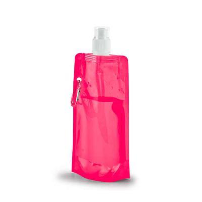 Canarinho Brindes - Squeeze dobrável personalizado  Excelente brinde para promover sua marca neste verão, academias, praias, eventos esportivos Ótima opção de brinde prom...