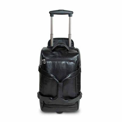 Alvo Couro - Linda bolsa de viagem com muito espaço interno com capacidade para levar tudo o que lhe é necessário para sua viagem. Fechamento em zíper bolso fronta...