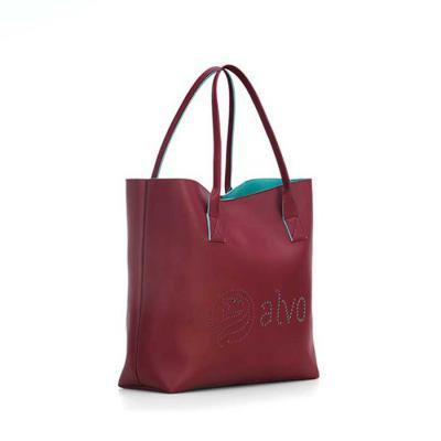 Alvo Couro - Elegante e charmosa, a bolsa/sacola feminina , possui muito espaço para guardar seus pertences e alça de ombro para facilitar o transporte , uma incrí...