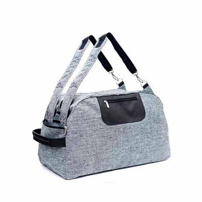 Alvo Couros - Bolsa/mochila de viagem dobrável