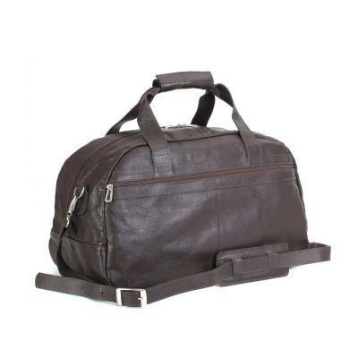 Alvo Couros - Bolsa de viagem em couro