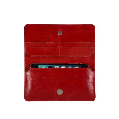 Alvo Couros - Porta celular / carteira