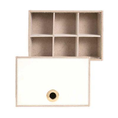 Alvo Couros - Caixa porta remédio em couro