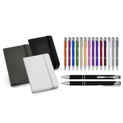 Brindes Play - Bloco de anotação personalizado com 80 folhas