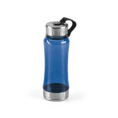 Brindes Play - Squeeze de ço inox e acrílico. Capacidade: 600 ml
