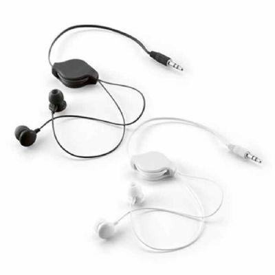 Brindes Play - Fone de ouvido retrátil