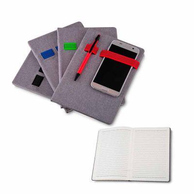 Brindes Play - Caderneta Personalizada