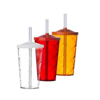 BrinClass - Copo 500 ml com Tampa