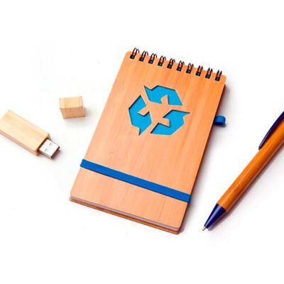 Brindes Play - Kit Ecológico personalizado