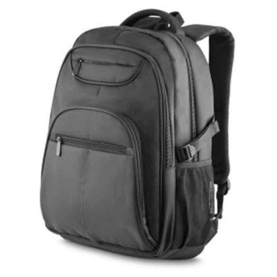 BrinClass - Mochila p/ NoteBook  • Tecido: Polyester  • 4 Bolsos Frontais, Sendo: 01 Porta Moeda, 01 Porta Caneta, Documentos e Celular, 02 Bolsos Pequenos  • 2 B...