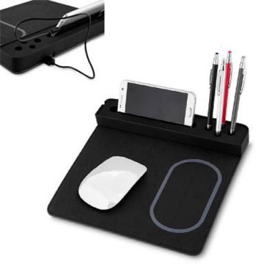 brindes-play - Mouse Pad com carregador