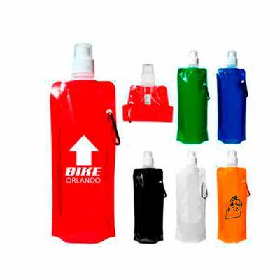Brindes Play - Squeeze plástico personalizado