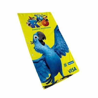 Brindes Play - Toalha personalizada