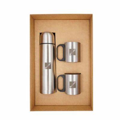 BrinClass - Kit Garrafa térmica personalizada