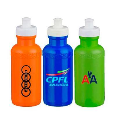 Brindes Play - Squeeze plástico 500 ml