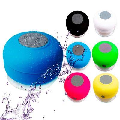 Brindes Play - Caixa de som personalizada