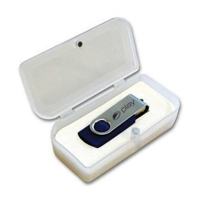 Brindes Play - Embalagem para Pen drive.