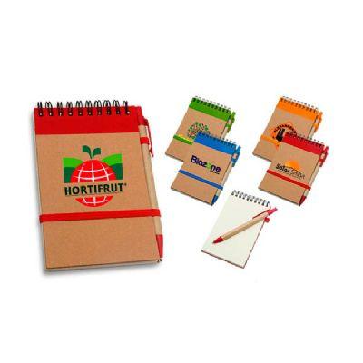 Brindes Play - Kit Bloco ecológico personalizado