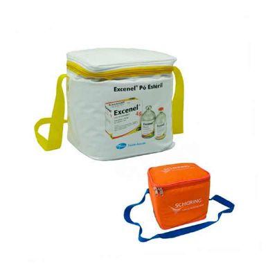 Brindes Play - Bolsa térmica personalizada com cooler Poliéster ideal para premiações incentivo a vendas, promoções, brindes, endomarketing e eventos em geral.  Pers...