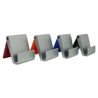 Topy 10 Brindes - Porta celular de mesa com limpador de tela