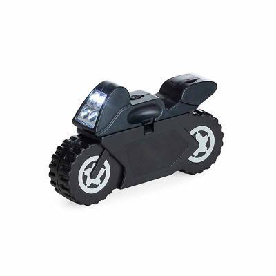 3RC Brindes - Kit ferramenta 21 peças em estojo formato moto