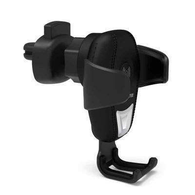 3RC Brindes - Suporte veicular para celular com carregamento wireless