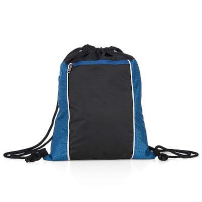 3RC Brindes - Mochila saco impermeável em fibra de poliéster.