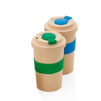 3RC Brindes - Copo fibra de bambu 450ml