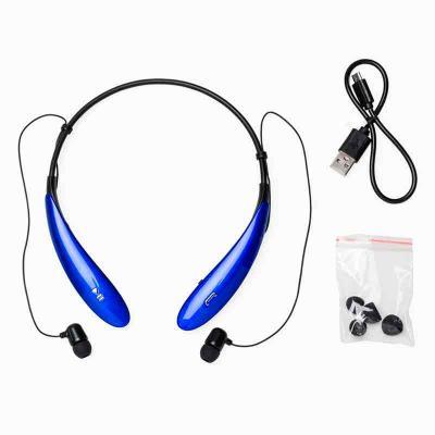 3RC Brindes - Fone de ouvido wireless com hastes flexível e atendimento de celular.